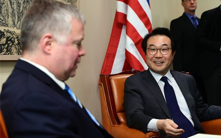 U.S. 'strongly supports' inter-Korean railway study: official